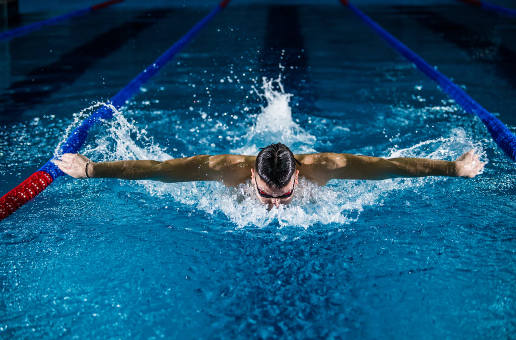 nanotechnology improves the swimming